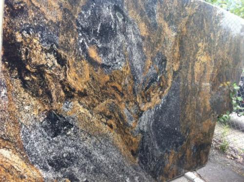 Brown granite tile countertop anchorage alaska