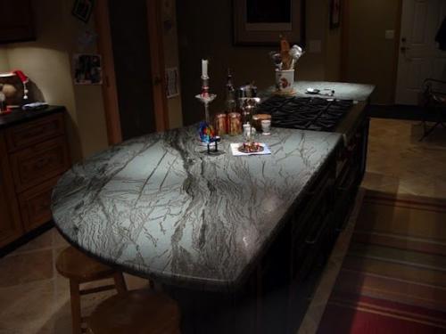 kitchen island countertop tile anchorage alaska