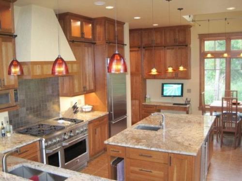 light brown kitchen anchorage alaska