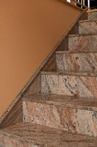 stairs brown with tile anchorage alaska